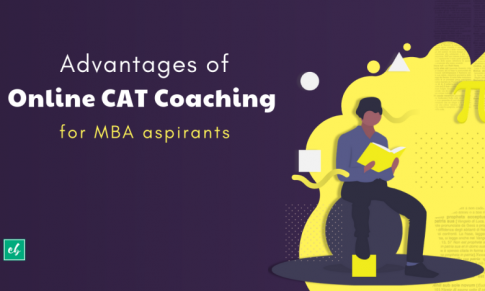 Is online coaching beneficial for CAT exam